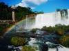 Cataratas del Iguazu, vista desde Brasil