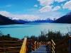 Glaciar Perito Moreno, lago argentino