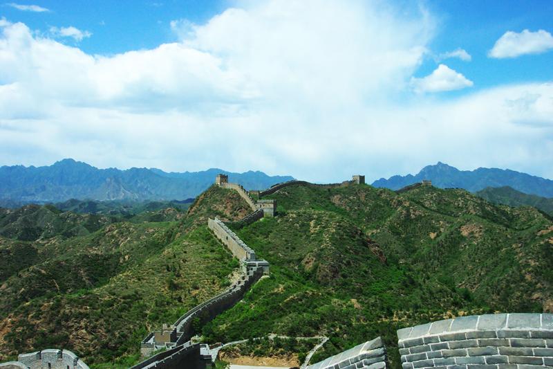China, La Gran Muralla
