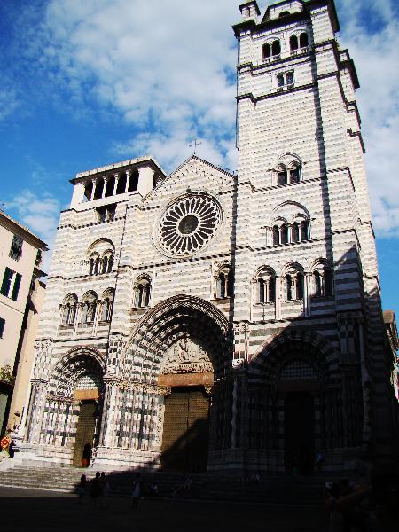 Italia, Génova