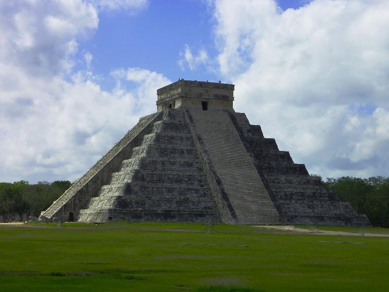 Rivera Maya, Chichén Itza