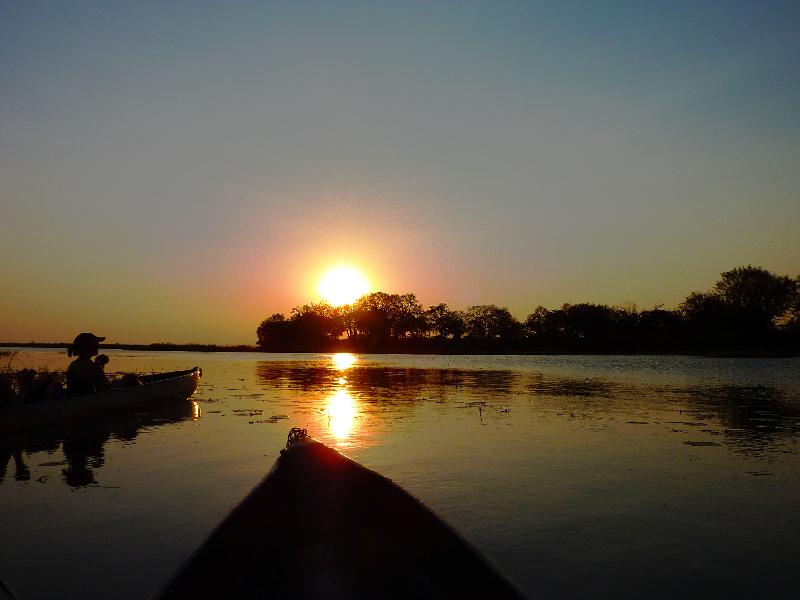 Botswana, Delta del Okavango