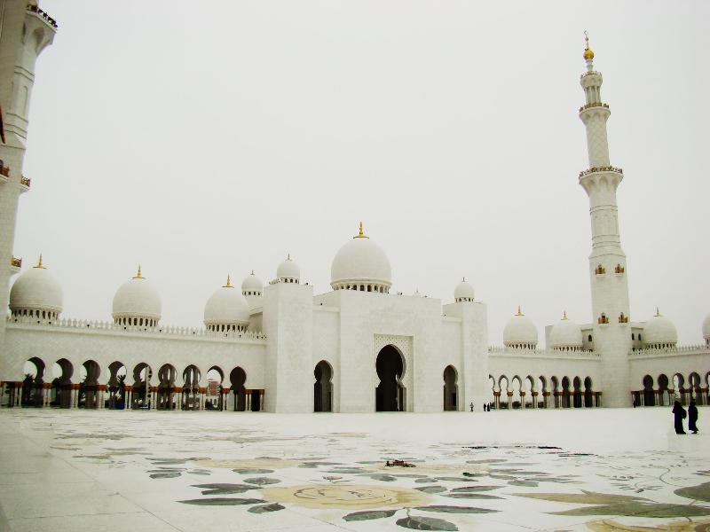 Dubai, Gran Mezquita
