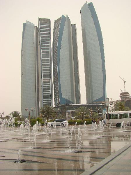 Emiratos Árabes, Abu Dhabi