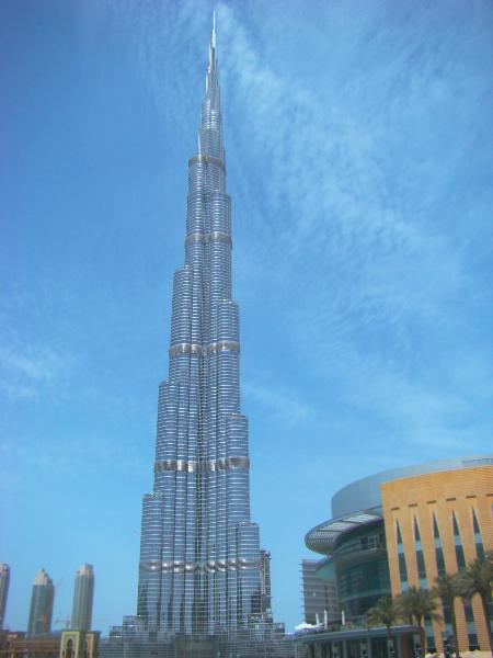 Emiratos Árabes, Dubai, Burj Dubai Tower