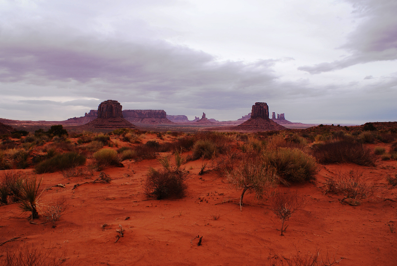 EEUU, Monument Valley