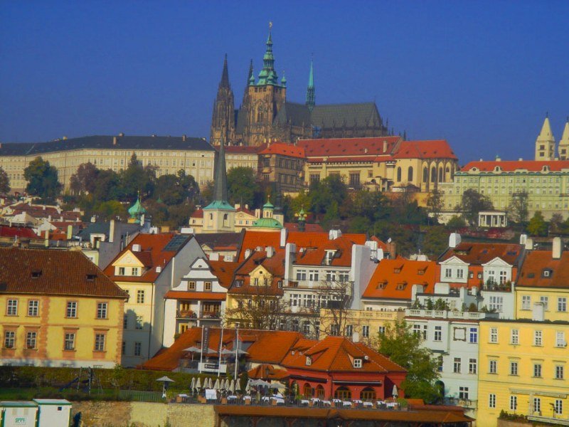 R. Checa, Praga
