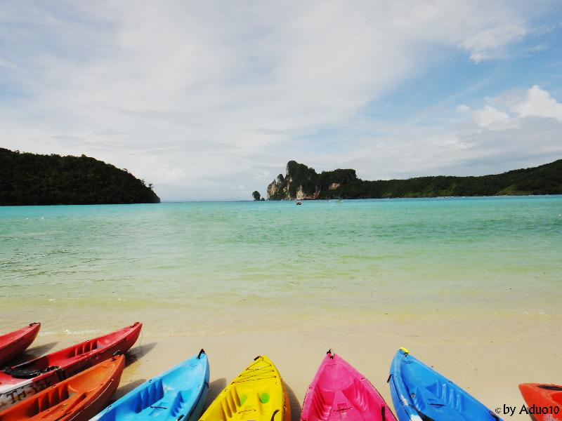 Tailandia, Islas Phi Phi