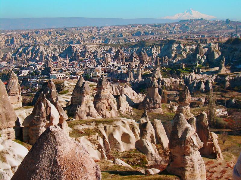 Turquía, Cappadocia