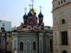 Rusia, Monasterio de Moscú