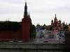 Rusia, Vista Lateral Plaza Roja de Moscú