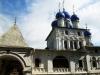 Rusia, Vista lateral Monasterio de Moscú