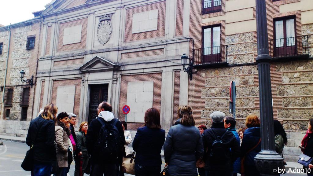 Plaza de las Descalzas -
