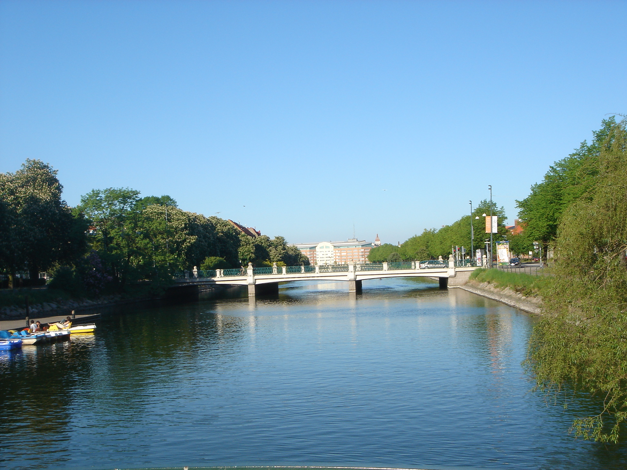 Canal Sodra Forstands
