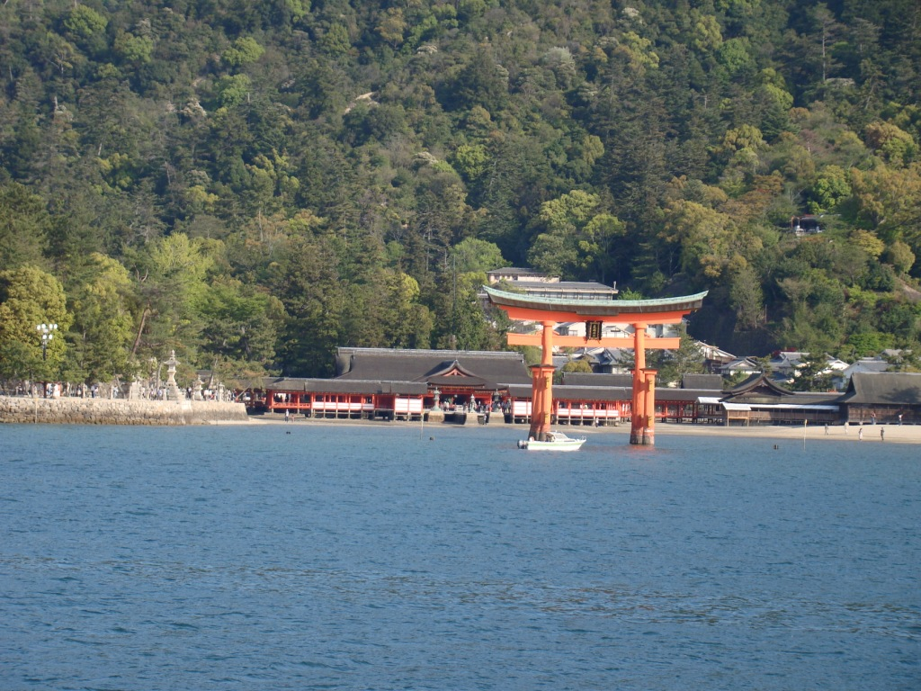 Santuario Itsujushima_